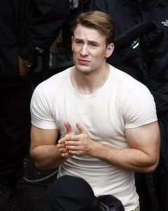 Chris Evans Workout Pdf How To Get The Captain America