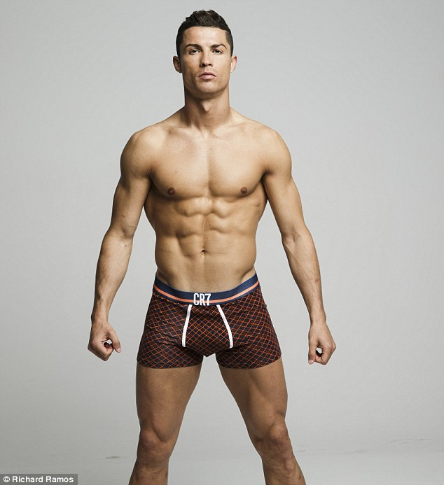 The Superstar Cristiano Ronaldo Workout | FREE PDF ...