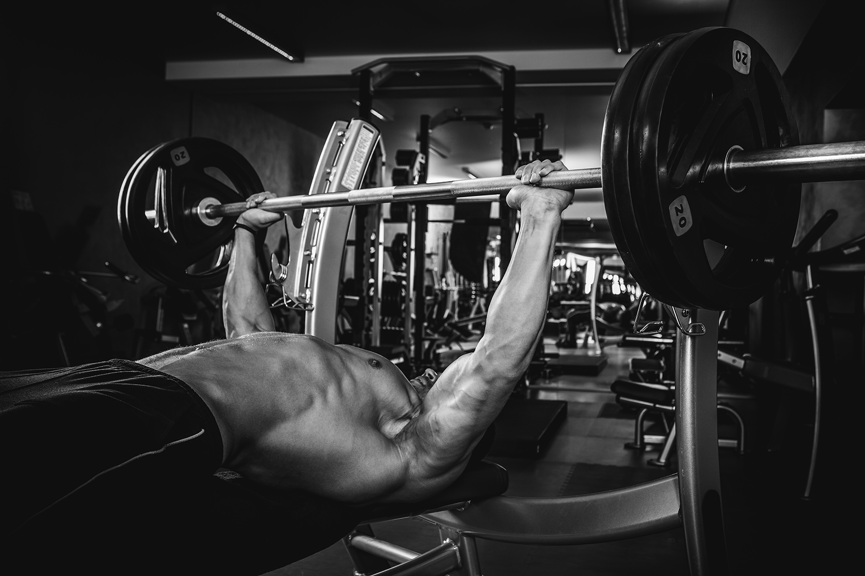 8 Quick Fixes For A Bench Press Plateau Mindtomusclefitness
