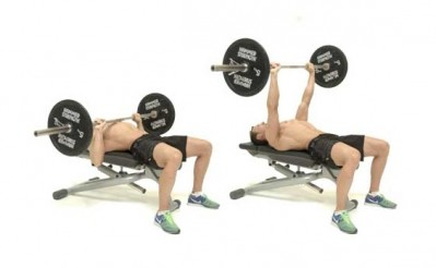 bench press plateau